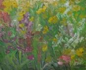 Blumen 2014 46x38