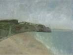 Steilküste in Ahrenshoop - 2008