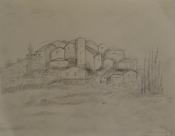 Gazzelli Zeichnung