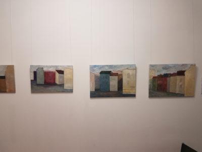 Impressionen Ausstellung Galerie Achtzig vom 17.01.2020 bis 13.02.2020