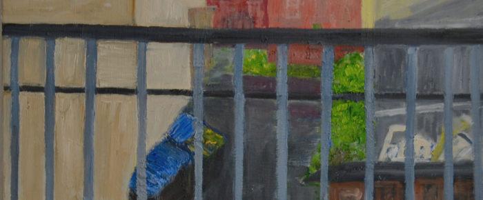 Ausstellung Achtzig-Galerie